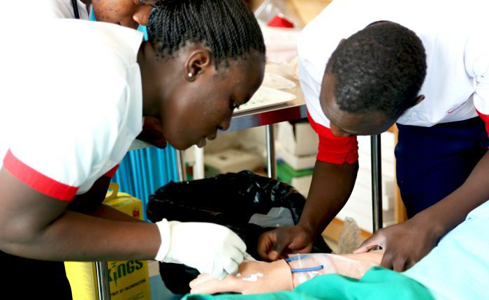 Diploma in Nursing – upgrading Enrolled Nurse midwives (EN/M) to KRCHN