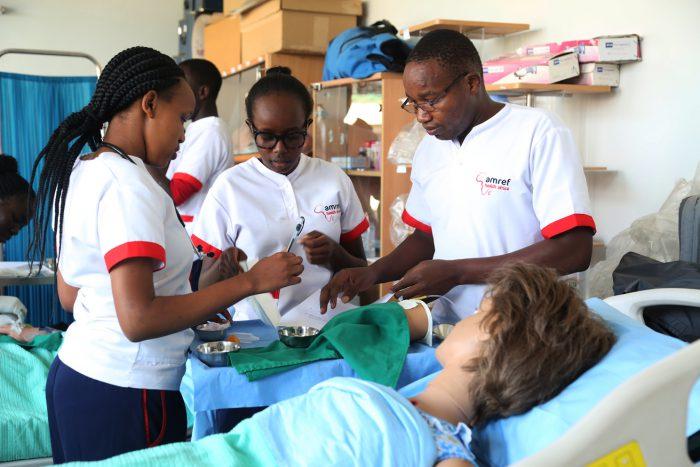 Diploma in Nursing: upgrading Enrolled Community Health Nurses (ECHN) to KRCHN