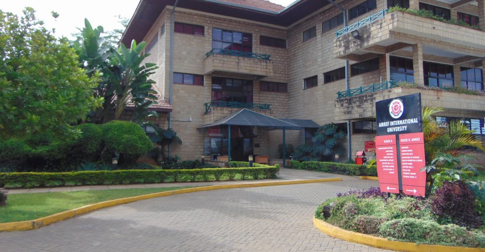 Amref International University Main Campus