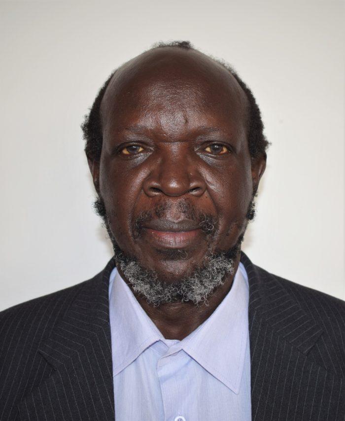 DVC Prof Makokha