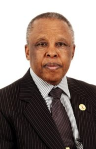HE FESTUS MOGAE - OFFICIAL PHOTO