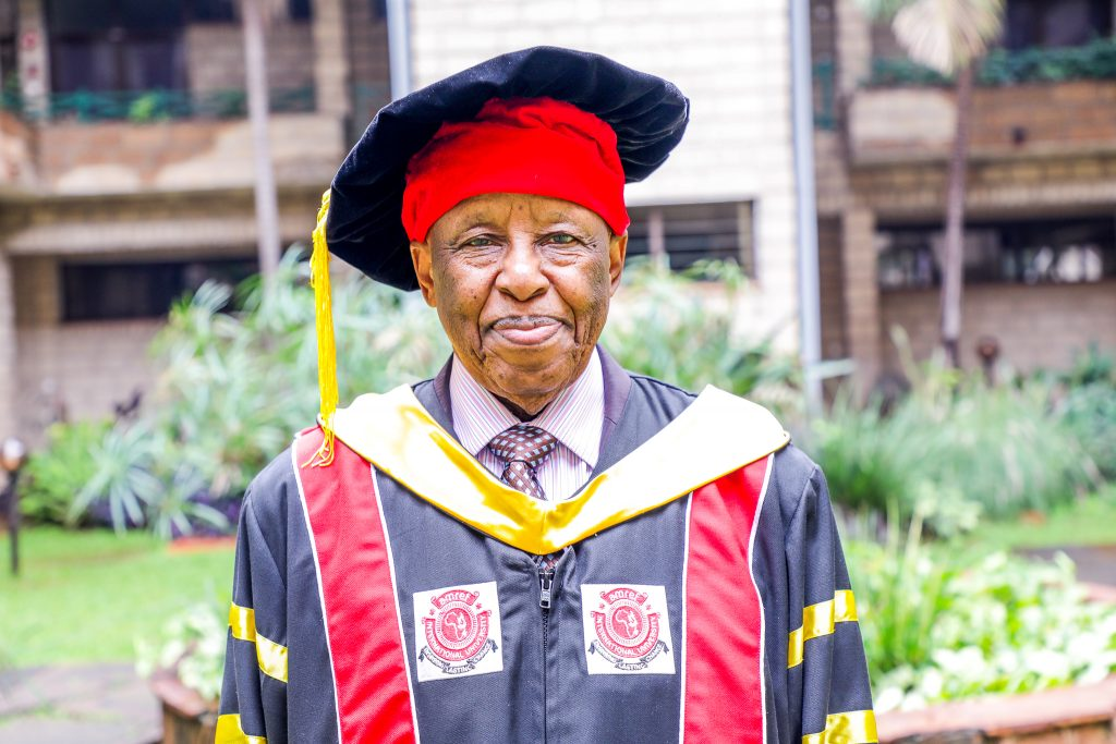 Amref International University Chancellor to Chair Ibrahim Prize for Achievement in Africa Leadership Committee