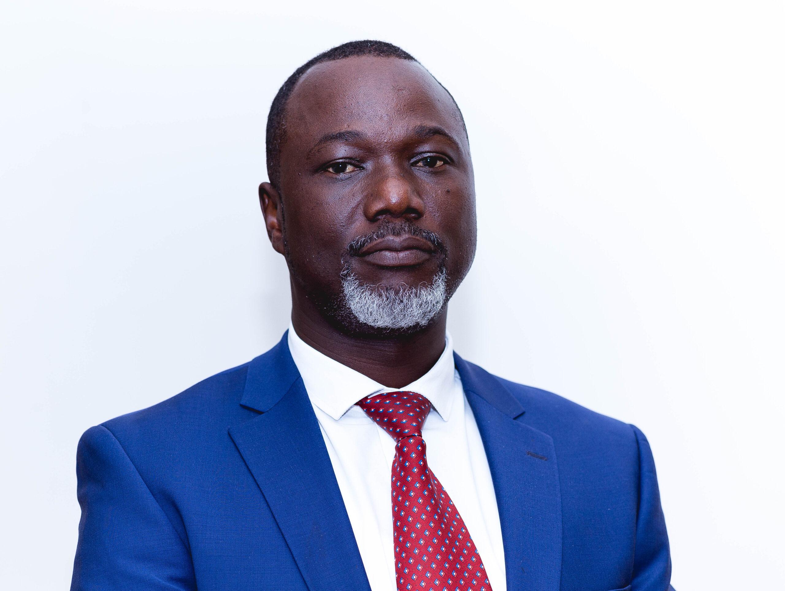 Professor Joachim Osur   Acting Vice Chancellor, Amref International University