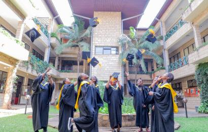 Amref International University 2nd Graduation